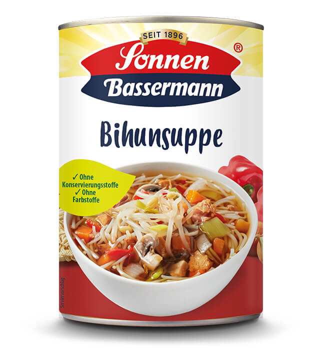 Sonnen Bassermann Bihun Suppe
