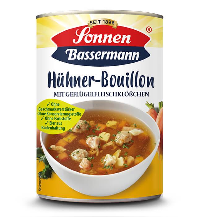 Sonnen Bassermann Hühner Bouillon