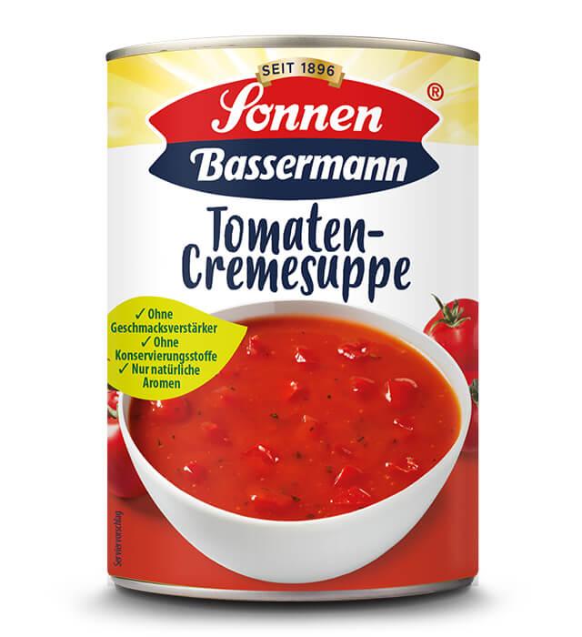 Sonnen Bassermann Tomaten Cremesuppe