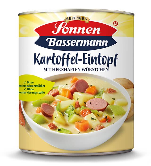 Sonnen Bassermann Kartoffeltopf