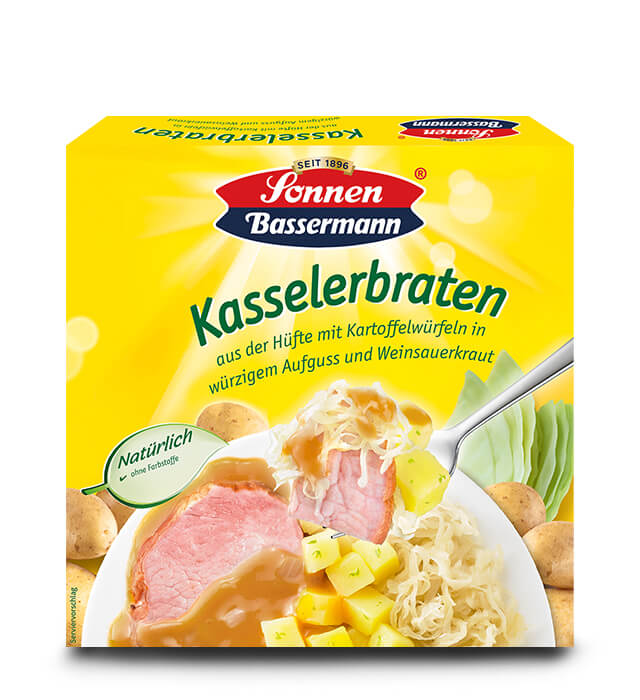 Sonnen Bassermann Kasselerbraten