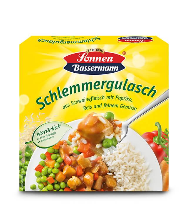 Sonnen Bassermann Schlemmergulasch
