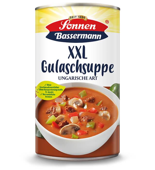 Sonnen Bassermann XXL Gulaschsuppe
